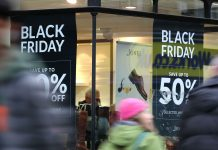 Shoppers expected to spend £2.53bn on Black Friday, 3.4% more than 2018