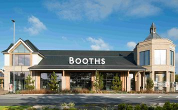 Booths delivers Christmas cheer with 3.5% sales uptick
