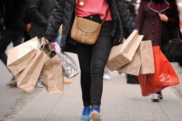 Retail sales welcome Brexit respite ahead of Christmas BRC Nielsen Retail Sales Monitor Helen Dickinson