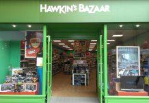 177 jobs at risk as Hawkin's Bazaar enters administration
