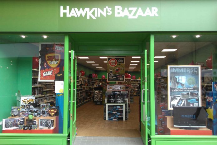 177 jobs at risk as Hawkin's Bazaar enters administration