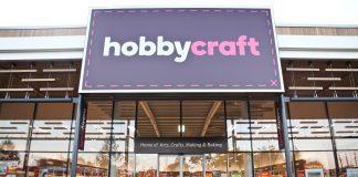 Hobbycraft books 5.3% like-for-like Christmas sales growth