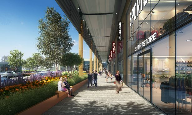 Coming Soon: Fosse Park's 140,000sq ft expansion