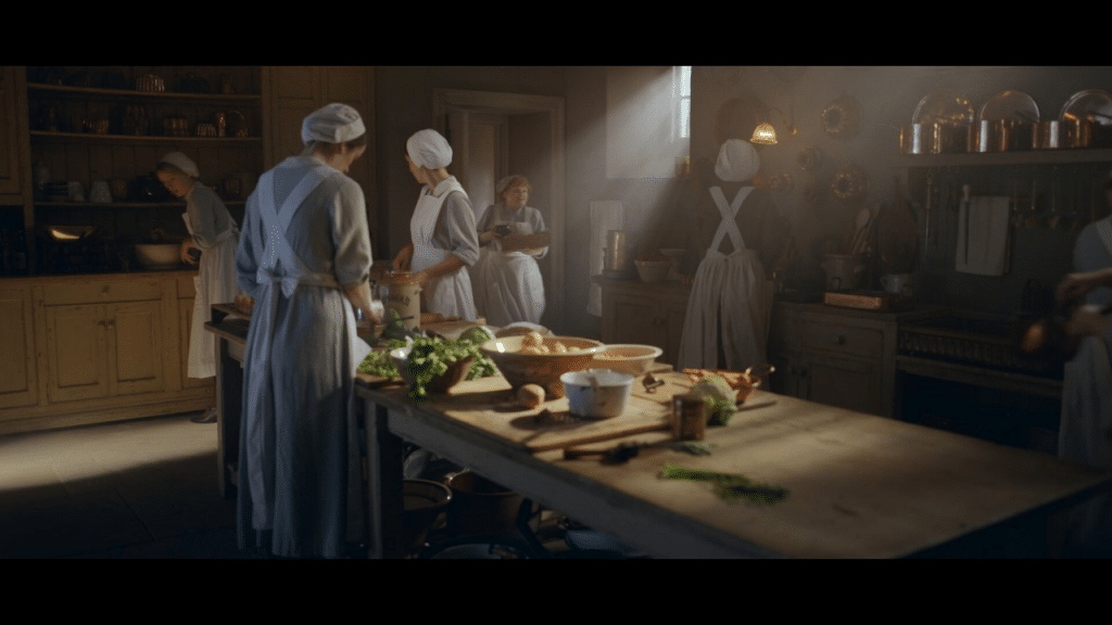 Downton Abbey's Mrs Patmore stars in new Asda advert