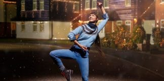 M&S challenges John Lewis with all-dancing, all-jumping Christmas advert