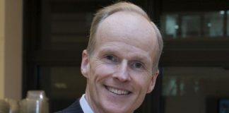 Tesco UK chief Charles Wilson