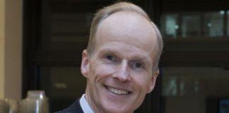Tesco UK chief Charles Wilson