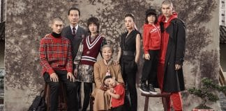 Burberry Chinese New Year