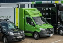 John Lewis carbon emissions