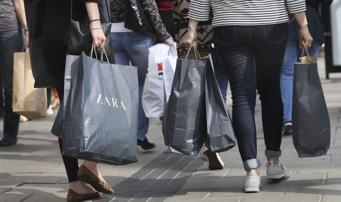 January retail sales