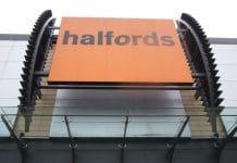 Halfords CEO