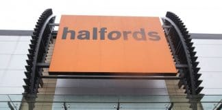 Halfords CEO