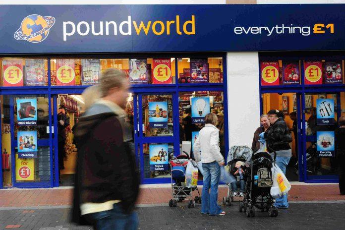 Poundworld administration