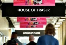 House of Fraser pension