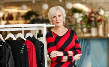 Fiona Lambert, Managing Director of Business Development, River Island Harpenne