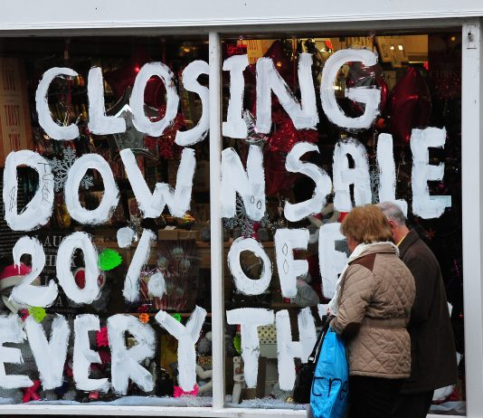 Taxpayers foot bill for retail insolvency payouts