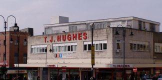 TJ Hughes outlet administration