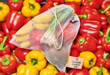 Aldi plastic waste bags refill recycling