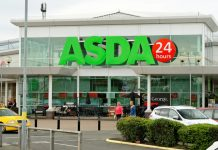"Asda hit by 1.3% like-for-like decline in ""golden quarter"""