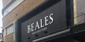 Beales store closures administration