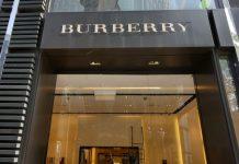 Burberry carbon neutral climate change fashion show