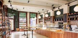 The new gourmet traiteur and delicatessen Colette has made its European debut opening the doors to its 861sq ft venue at 315 Fulham Road.