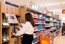 Sainsbury's ecover refill