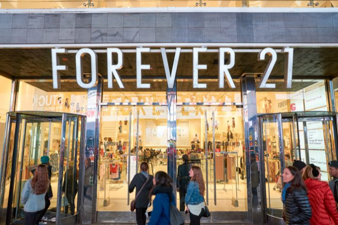 Forever 21 hires former H&M US boss as new CEO