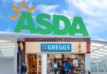 Greggs pens concession partnership with Asda