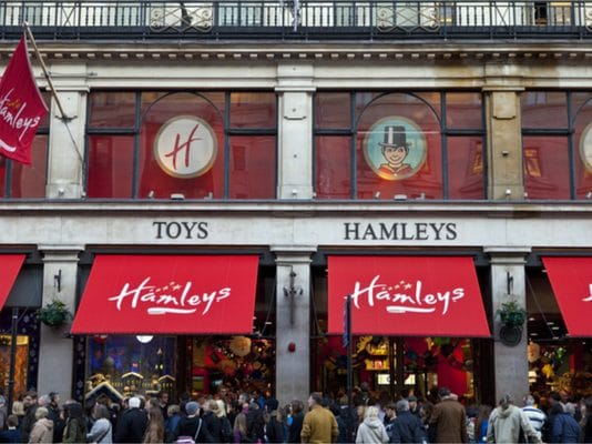 Hamleys to cut more than 25% of staff