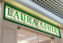 Laura Ashley trading update wells fargo loan