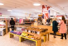 Sainsbury's launches new 'On the Go' concept store