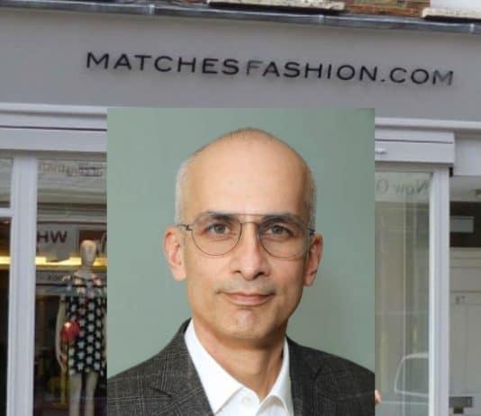 Matchesfashion poaches Amazon exec Ajay Kavan to be new CEO