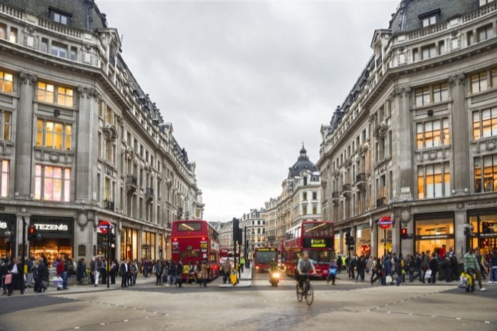 Oxford Street residential