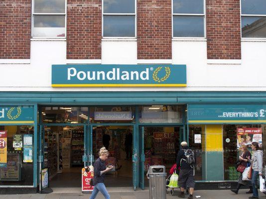 Poundland Valentine's Day