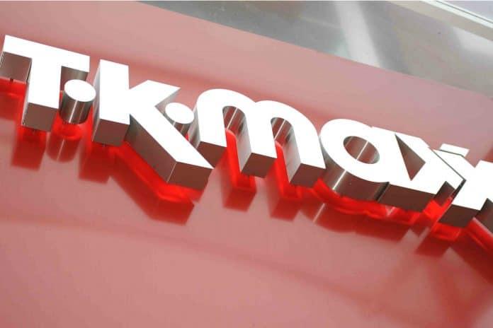 TJX Companies TK Maxx