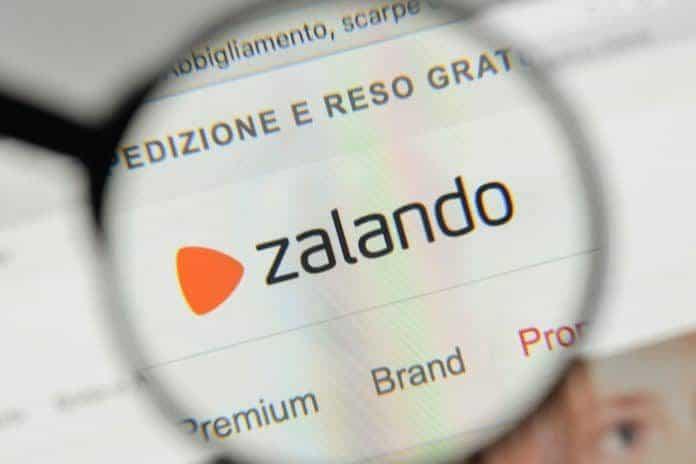 Zalando trading update
