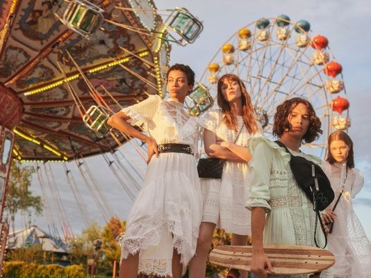Zalando has launched its new spring campaign with a newly formed concept: Zerotypes, as an antithesis to stereotypes. The campaign, Goodbye stereotypes. Hello Zerotypes features men in dresses and pink , as well as older women in neons and club kid-outfits.