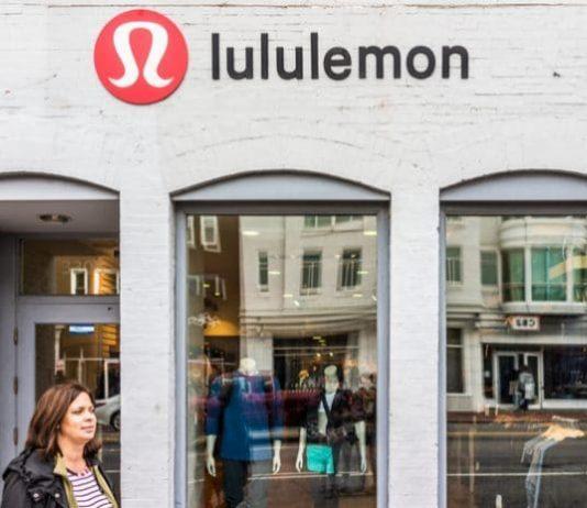 Lululemon coronavirus store closures
