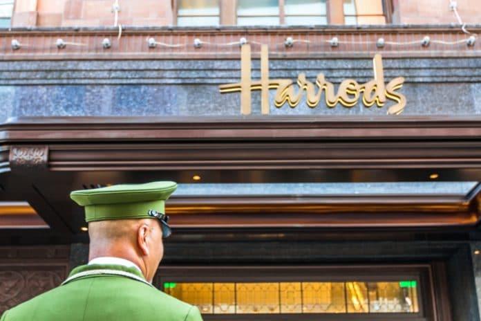 Harrods security guards strike