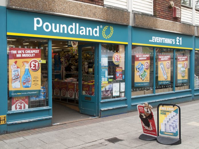 Poundland expands Pep & Co trial of children's clothes