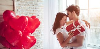 Love is in the air this Valentines day and some retailers are choosing to celebrate with campaigns spreading the love.