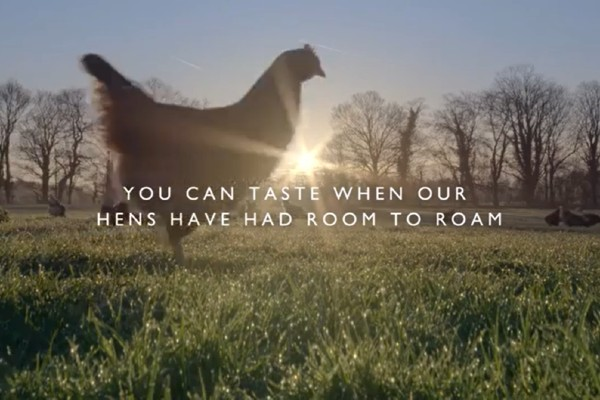 Waitrose & Partners has launched its new -slow-TV' advertising campaign, giving viewers a behind the scenes glimpse of real farms and produce focusing on the importance of taste.