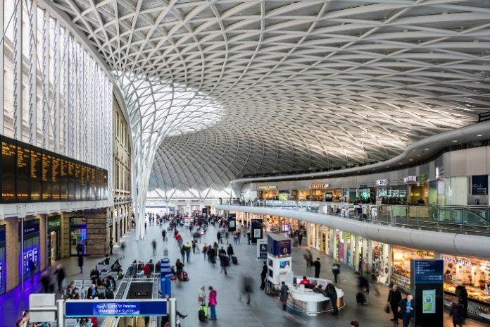 Network Rail's retailers reap rewards of increasing train commuter numbers