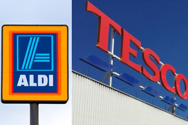 Tesco expands click & collect to meet soaring demand; Aldi relaxes rations