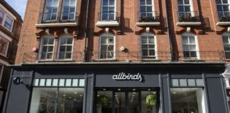 "Sustainable footwear retailer Allbirds is donating 2,000 pairs of its wool running shoes to front line NHS staff for the next 24 hours.""It's a small way of saying thank you and providing comfort for the long hours you're putting in to keep us safe and healthy."""