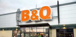 Kingfisher B&Q Screwfix FTSE 100