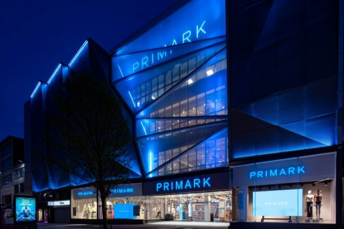 Primark shares suspended for an hour after coronavirus store closures