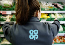 The Co-op fills the 5000 temp jobs on offer within a week
