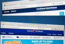 Dixons Carphone online sales soar but warns on missing profit forecasts